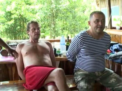 Арест Полонского в Камбодже