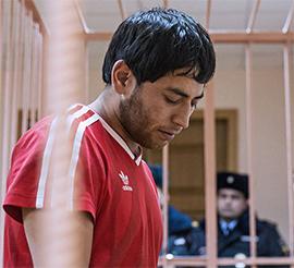 Тридцатидвухлетний Абдумуким Мамадчонов, который был одним из членов банды ГТА