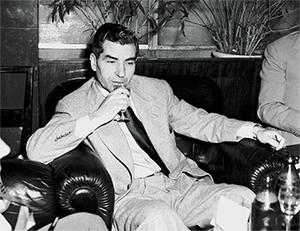 Босс мафии Лаки Лучано