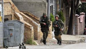 Банда террористов напала на Куманово