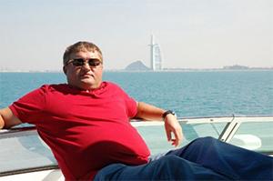 Криминальный авторитет Куковякин доставлен из ОАЭ в Москву