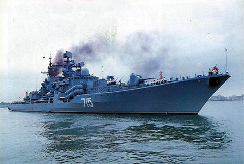 Эсминцы России