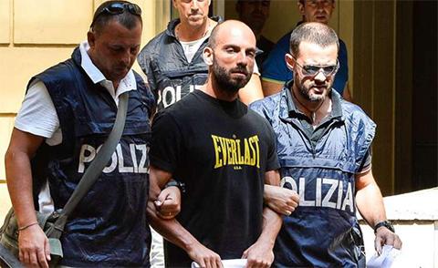 Задержание одного из членов таганской группировки в Испании