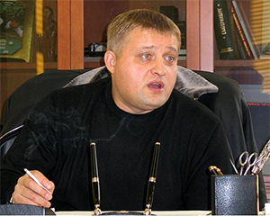 Один из основателей ОПС «Уралмаш» Александр Куковякин