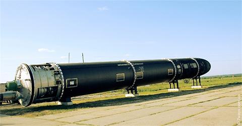 Р-36М - советский стратегический ракетный комплекс третьего поколения