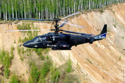 Вертолет Аллигатор