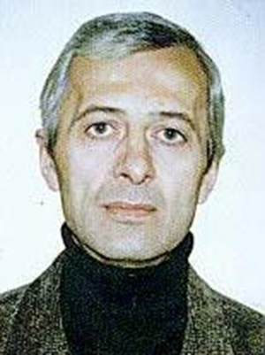 Бывший вор в законе Бадури Нариманидзе - Бадур