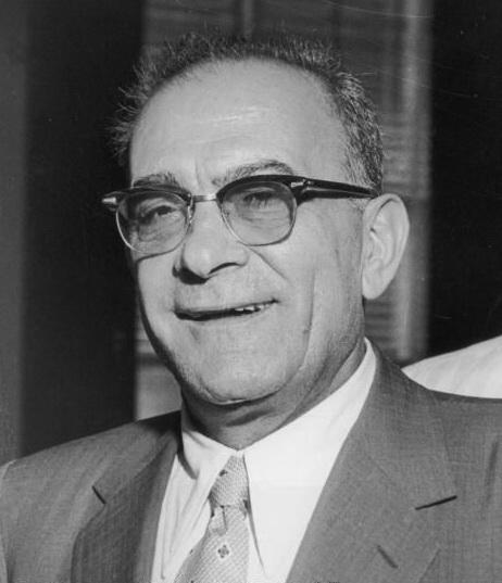 Один из боссов мафии Вито Дженовезе
