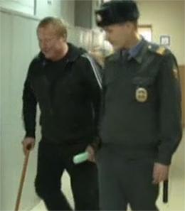Криминальный авторитет Балашов