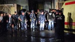 Из-за пожара в Ульяновском СИЗО пострадало 33 человека