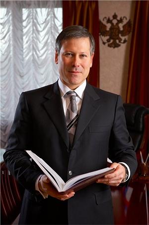Александр Корчагин, бывший председатель суда Ставропольского края