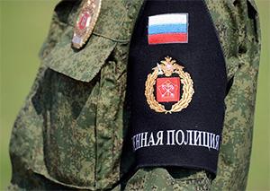 На российско-монгольском учениии «Селенга-2015» правопорядком занята военная полиция