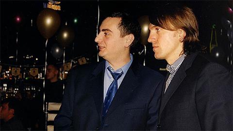 Анатолий Радченко вместе с другом Александром Солодкиным-младшим. Последний уже как пять лет сидит в СИЗО, дожидаясь приговора.