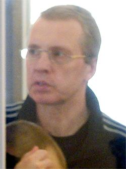 Преступный авторитет Олег Спиридонов