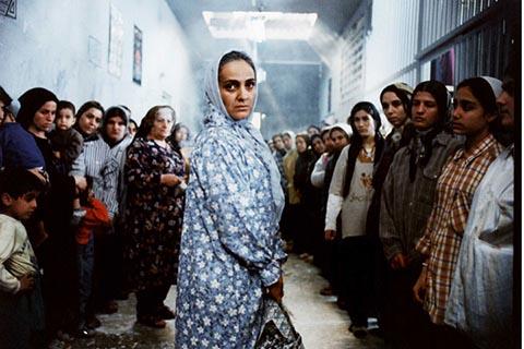 Женская тюрьма в Иране