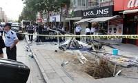 Террористический акт в Анкаре