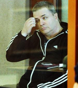 Экс-депутат думы Екатеринбурга Олег Кинев, обвиняемый в убийстве пенсионерки