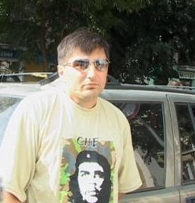 Вор в законе Олег Плотников  по прозвищу Плотник
