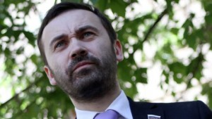 Илья Пономарев, депутат Госдумы