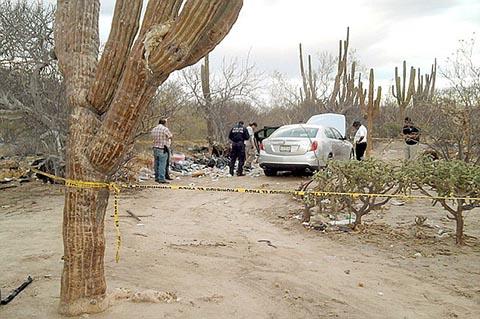 Эль Чино ради снижения тюремного срока начал показываьб места захоронений жертв своей подруги