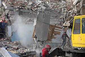 Взрыв в доме Хабаровского края