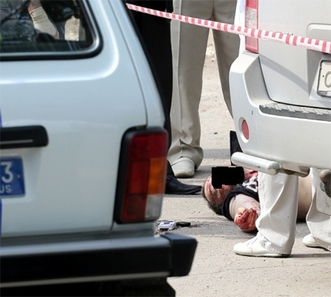 Убийство авторитетного бизнесмена Михаила Садчикова