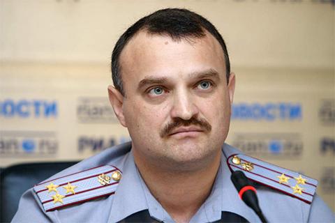Экс-замдиректора ФСИН Николай Криволапов