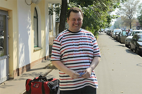Замдиректора ФЛК Андрей Бурлаков