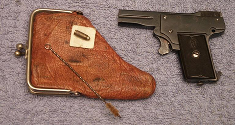 """Пистолет """"Колибри"""""""