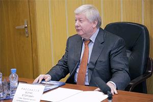 Глава Красногорского района Борис Рассказов