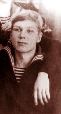 Михаил Кришьян во время службы