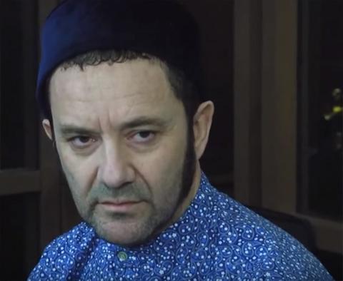 """Лидер ОПГ """"Центровские"""" Азат Зарипов"""