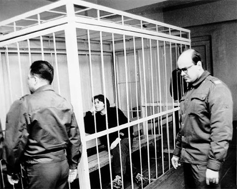 Криминальный авторитет Александр Морозов