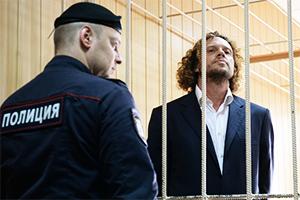 Полонский в суде