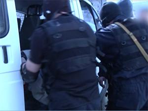 Арест мордовских отморозков