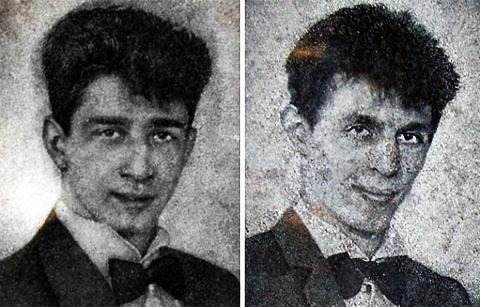 Александр и Роман Юхненко - союзники Беркута