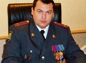 Глава РУБОПа Александр Ходыч