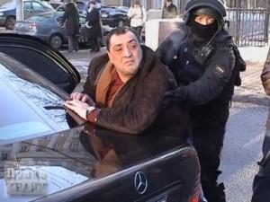 Арест Лаши Шушанашвили