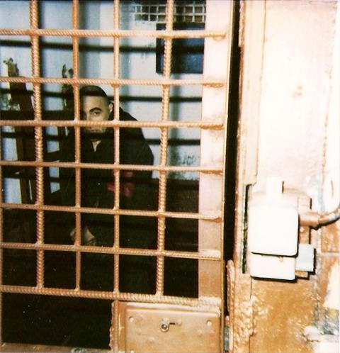 Мегона в ШИЗО, 05.02.1997, Волгоградская область, ИК-26; Волгоград