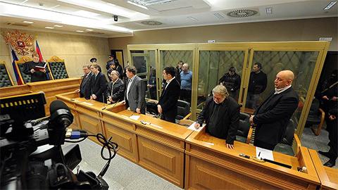 Суд над бандой Цапок из Кущевки