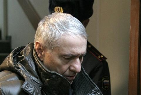 Арест Тельмана Мхитаряна