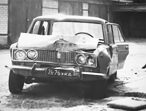 Машина жертв банды братьев Самойленко фото