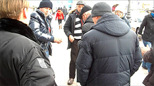 Криминальный авторитет Китайчиков Владимир
