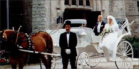 Свадьба двух маньяков фото