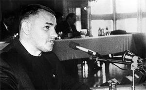 Криминальный авторитет Евгений Поданев