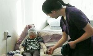 Коллектор в Ульяновске поджег кроватку с ребенком
