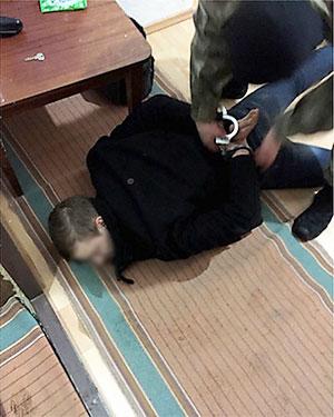 В Крыму арестовали организаторов наркотрафика фото