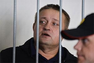 Александр Куковякин в суде фото