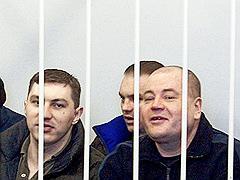 Банда Юрия Шутова на суде