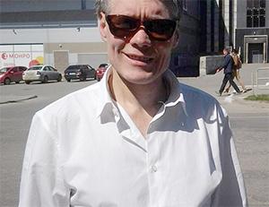 Экс-авторитет Александр Морозов